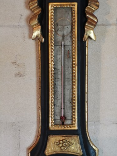 A Neoclassical barometer from the Louis XVI period -