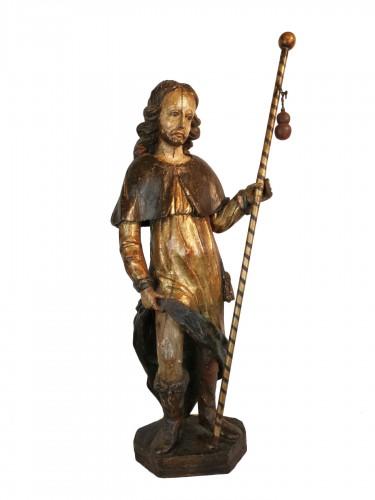 Saint Roch 17th century