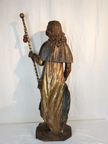 Saint Roch 17th century -