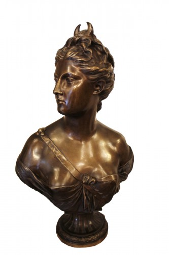 Diane Huntress after Houdon, late 19th century
