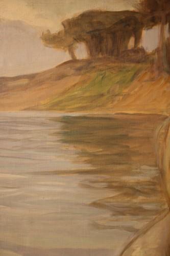 CHABAS Paul Emile (1869-1937)  – La Baigneuse -