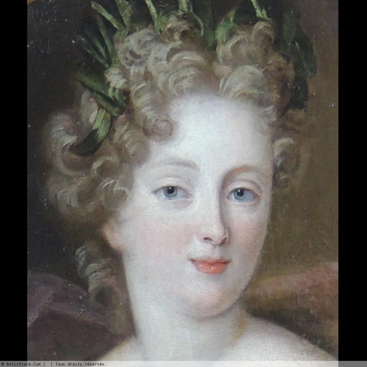 Image result for mademoiselle de fontanges