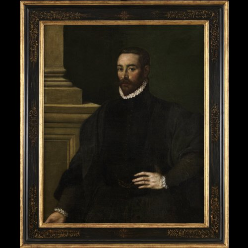 Italian Portrait sixteenth century - Giovanni Battista Moroni (attributed to)