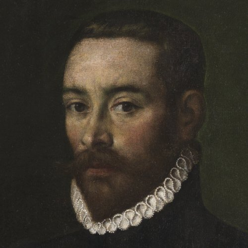 Italian Portrait sixteenth century - Giovanni Battista Moroni (attributed to) - Paintings & Drawings Style Renaissance
