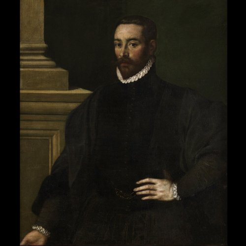 16th century - Italian Portrait sixteenth century - Giovanni Battista Moroni (attributed to)