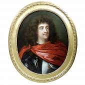 Portrait of George Monck after 1650 Attributed to Peter Lely