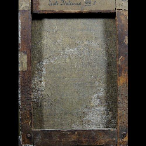 The Entombment of Christ - seventeenth century Italian School -