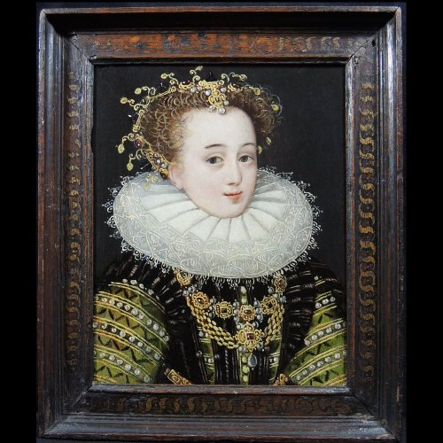 Renaissance Princess - Italian School circle Lavinia Fontana