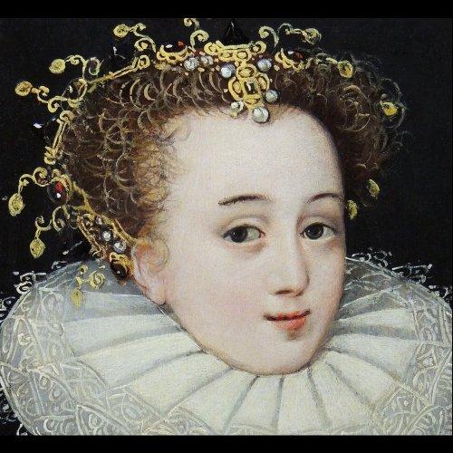 Paintings & Drawings  - Renaissance Princess - Italian School circle Lavinia Fontana