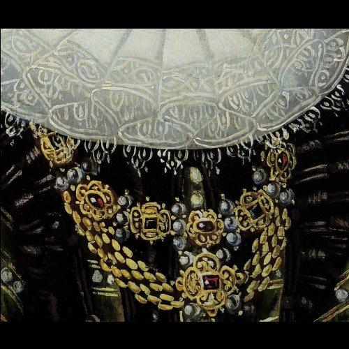 Renaissance Princess - Italian School circle Lavinia Fontana -