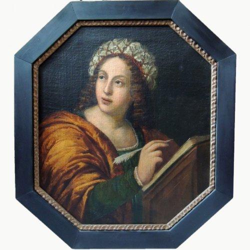 Sibylle Persian - seventeenth century - Entourage of Simone Pignoni