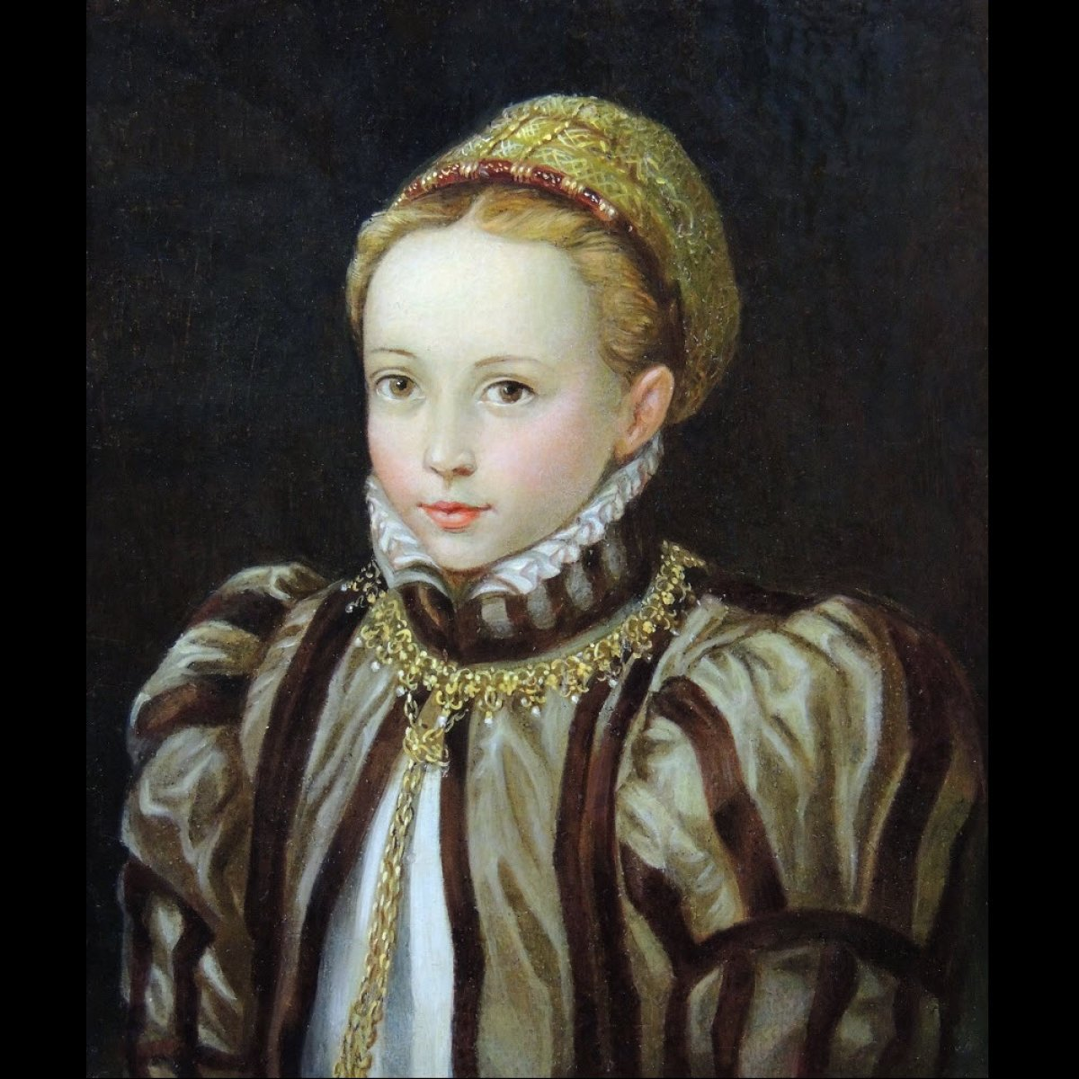 sofonisba anguissola Short and surprising explanations of western masterpieces epph reveals the universal themes around which artists have long weaved visual illusions we make understanding art fun.