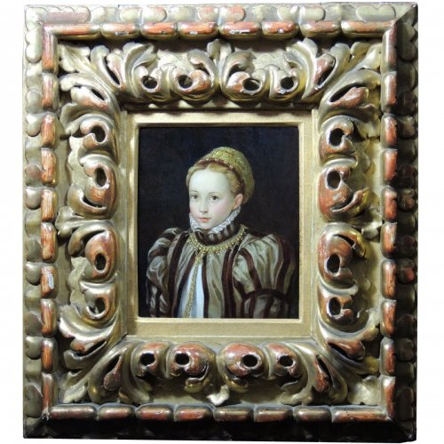 Renaissance Princess 1560 - Attributed to Sofonisba Anguissola
