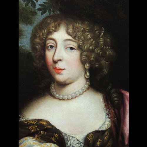 17th century - Anne Marie Louise d'Orléans circa 1660 - Pierre Mignard's workshop
