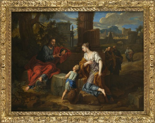 Christ and the Samaritan – Michel Corneille the Younger (1642 – 1708)
