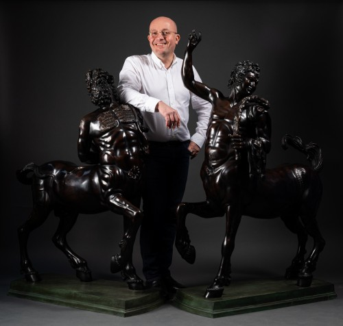 The Furietti Centaurs – Ferdinando de Luca - Sculpture Style