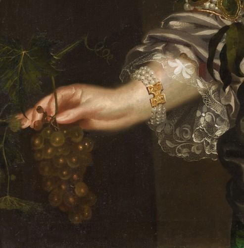 18th century - Portrait of a Prussian Princess - Attributed to Anna Rosina de Gasc (1713 - 1783)