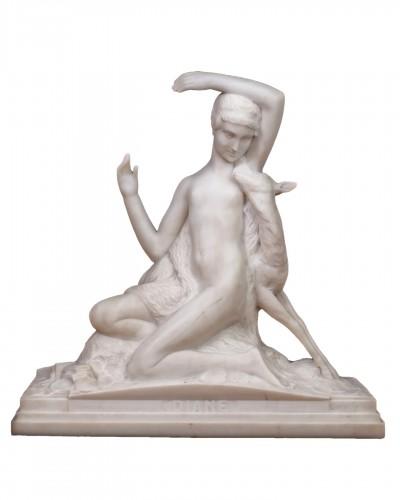 Diana -- Charles-Eugène Breton (1878 - 1968)