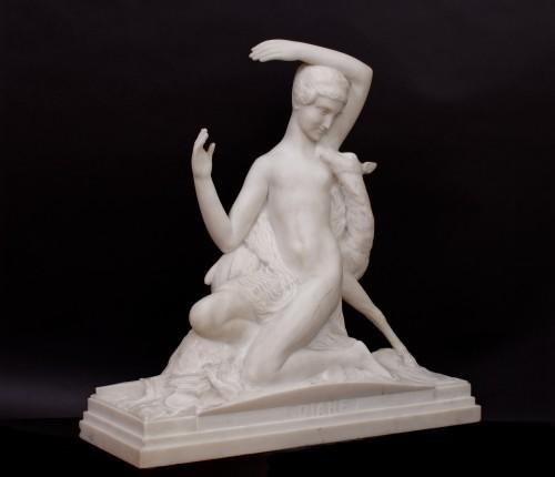 Sculpture  - Diana -- Charles-Eugène Breton (1878 - 1968)