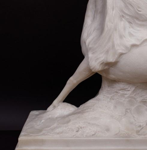 Antiquités - Diana -- Charles-Eugène Breton (1878 - 1968)