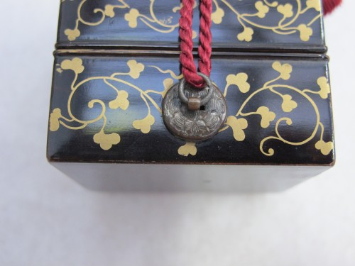 Two cases lacquered  kobako, Japan XIXe century  - Asian Art & Antiques Style