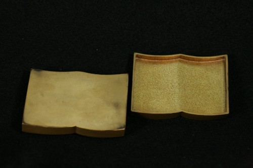 19th century - Kobako in the shape of an open book