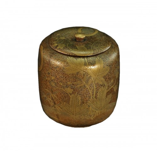 Ashes box for the incense game