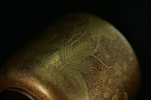 Ashes box for the incense game -