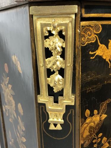 Antiquités - A Louis XVI 18th c. Chinese lacquer secretaire by L. Foureau