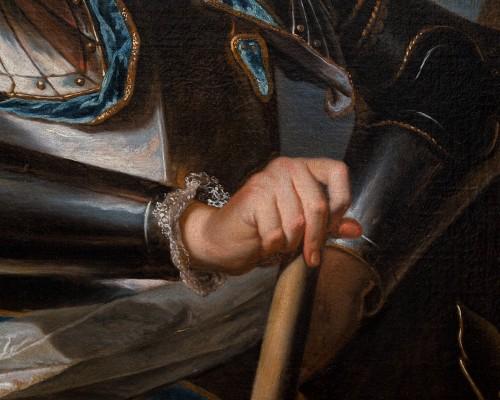 Portrait of Henri-Louis de la Tour d'Auvergne, workshop of Hyacinthe Rigaud -