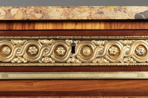 Sideboard stamped Boischod, Paris around 1780 - Furniture Style Louis XVI