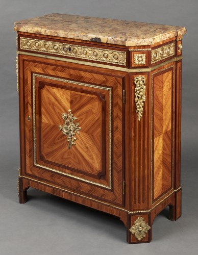 Sideboard stamped Boischod, Paris around 1780 -