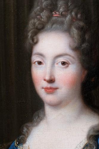 Portrait of Marie-Anne de Bourbon, attributed to François de Troy -