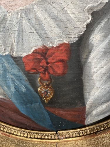 The Dauphin by Marie Guillemine Benoist circa 1784 - Louis XVI