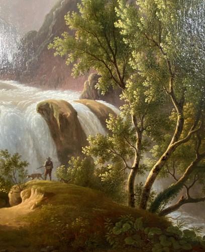 19th century - The Marmores waterfall, Martin Verstappen circa 1810