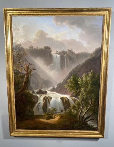 Empire - The Marmores waterfall, Martin Verstappen circa 1810