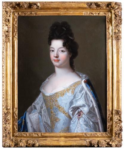 Duchess of Lorraine, workshop of François de Troy, circa 1698