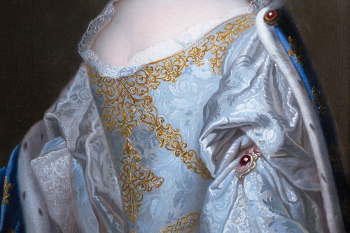 Duchess of Lorraine, workshop of François de Troy, circa 1698 -