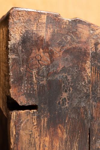 Furniture  - A Regence ormolu-mounted kingwood commode, stamped A. Criaerd