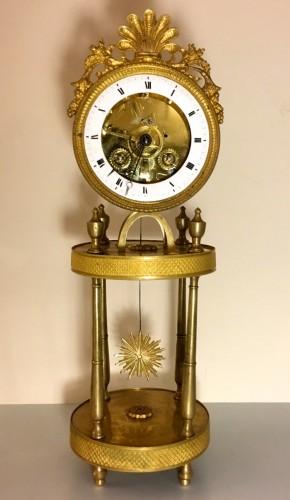 Skeleton clock, Directoire period (1795-1803) - Directoire