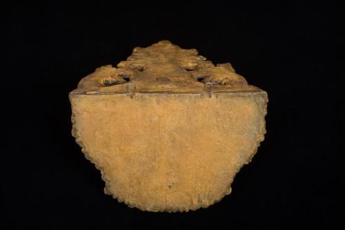18th century - Gilded wall bracket, Italy, early 18th century