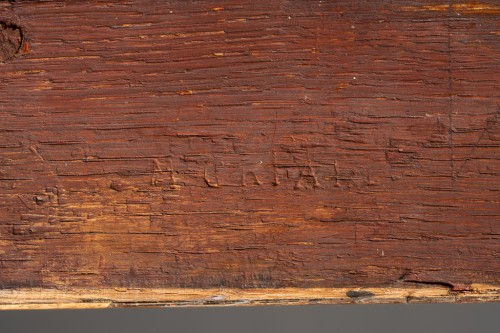 Furniture  - Transition commode stamped M. CRIAERD or CRIARD, middle of 18th century