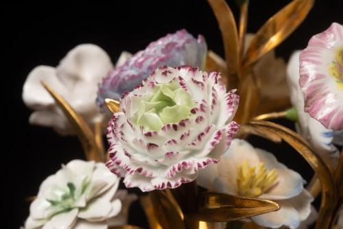 Louis XVI - Sèvres, bouquet of porcelain flowers