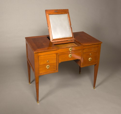 Furniture  - Louis XVI coiffeuse by Étienne AVRIL, 18th century