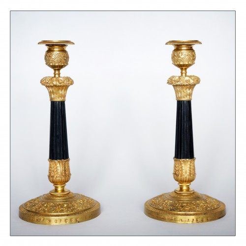 Lighting  - Royal torches from the Château de Neuilly