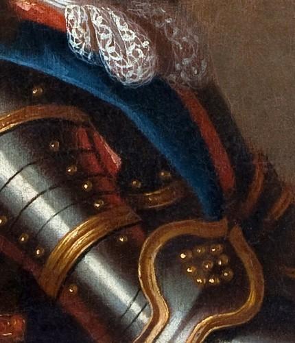 Portrait of Duc d'Orleans, Regent of France, after J.B SANTERRE, 18th c. -