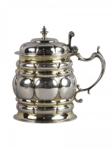 Silver Mug, Augsburg 17th century