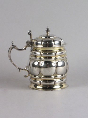 Silver Mug, Augsburg 17th century - Antique Silver Style Louis XIV