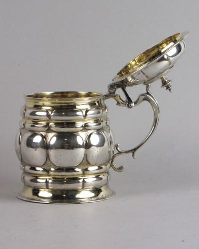 Silver Mug, Augsburg 17th century -