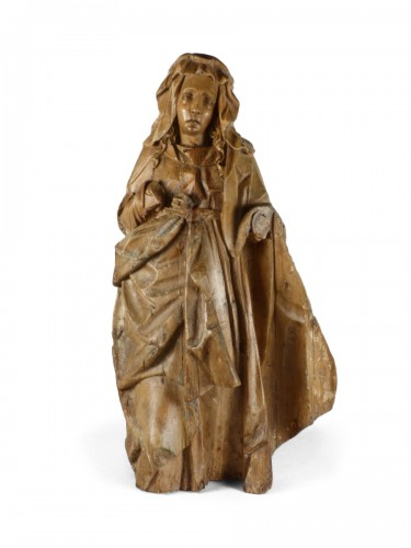Virgin, Germany, Franconia, beginning of the 16th century